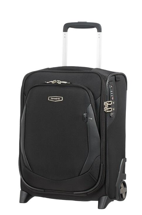 "Samsonite Kufr pod sedadlo 15,6"" X´Blade 4.0 Upright 45/18 Cabin USB Underseater Black, 35 x 18 x 45 (122797/1041)"