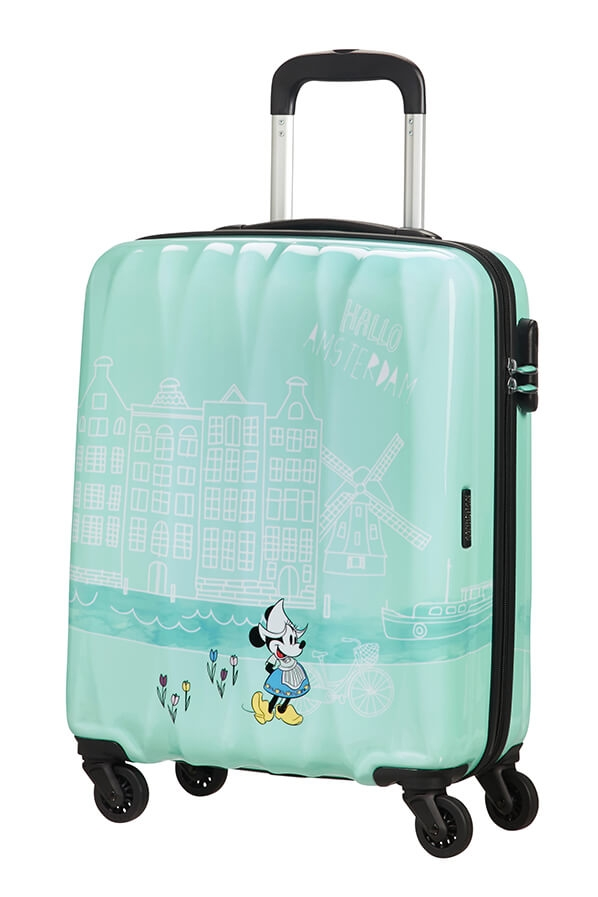 AT Kufr dětský Legends Disney Spinner 55/20 Cabin Amsterdam, 40 x 20 x 55 (92699/8309)