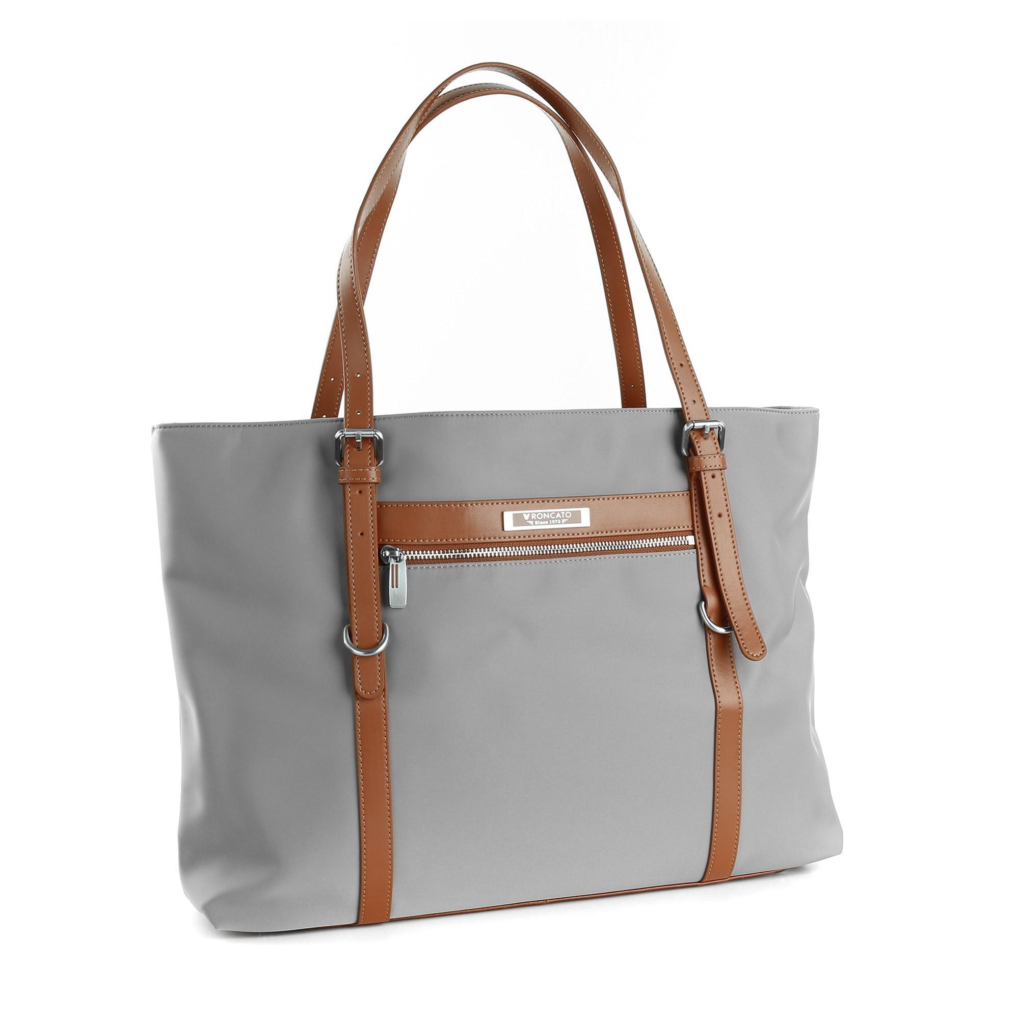 RONCATO Příruční taška na palubu E-lite Titanio, 47 x 11 x 31 (41520445-45)
