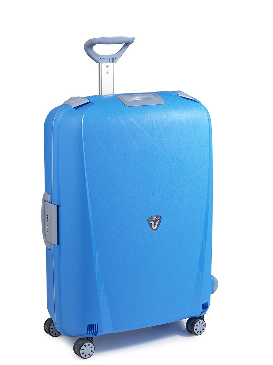 Roncato Kufr Roncato light velký 75/30 Spinner L Hard Light blue