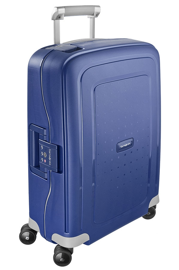 SAMSONITE Kufr S´Cure Spinner 55/20 Cabin Dark Blue, 40 x 20 x 55 (49539/1247)
