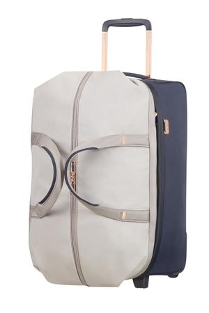 SAMSONITE Cestovní taška na kolečkách Uplite 55/20 Cabin Pearl/Blue, 36 x 29 x 55 (79285/5328)