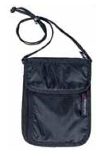 Roncato Bezpečností kapsa pod oblečení na doklady a peníze černá, 16 x 0 x 20 (40904201-01)