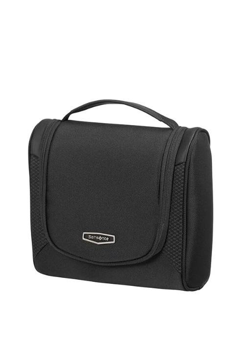 SAMSONITE Etue kosmetická X´Blade 4.0 Toilet kit Soft black, 25 x 11 x 23 (122814/1041)