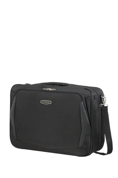 SAMSONITE Taška na obleky X´Blade 4.0 Black, 40 x 20 x 55 (122810/1041)