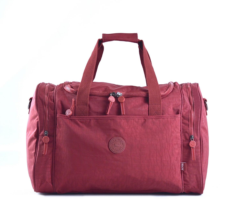 Bright so light Příruční cestovní taška Duffle 46/23 Cabin bordó, 46 x 23 x 37 (BR18-TKT287-10TX)