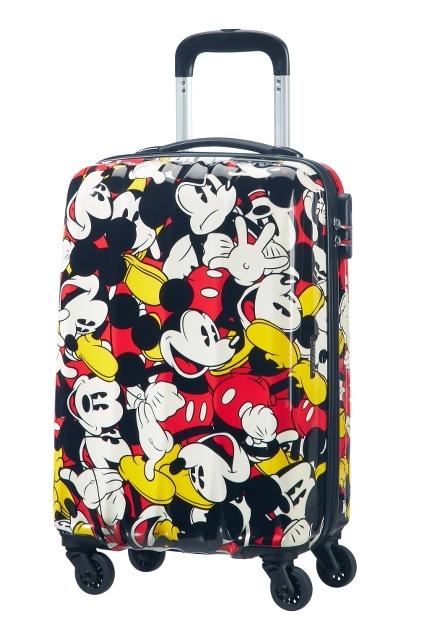 AT Kufr dětský Disney Legends 2.0 Spinner 55/20 Mickey