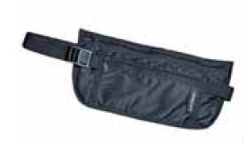 Roncato Bezpečností ledvinka pod oblečení na doklady a peníze černá, 16 x 0 x 20 (40904101-01)