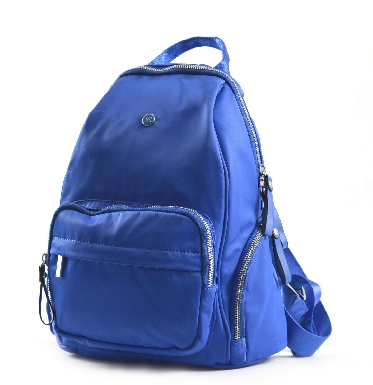 Bright Dámský batoh s kapsami větší A5 vybavený královsky modrý
