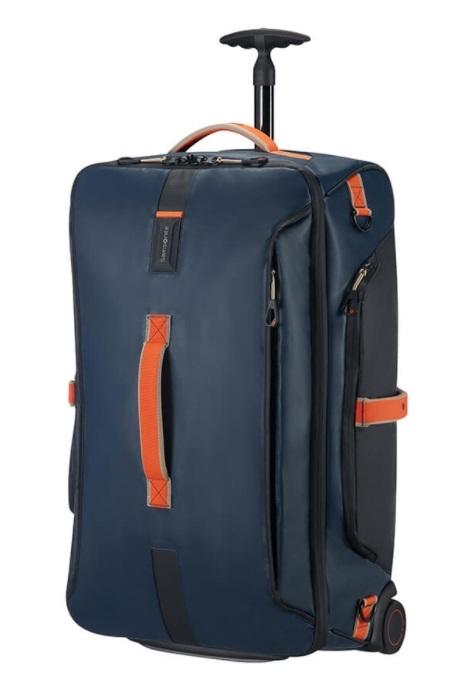 SAMSONITE Cestovní taška na kolečkách 67/24 Paradiver light Blue