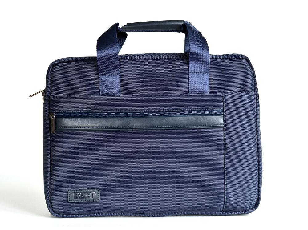 """Levně BRIGHT Taška na notebook 14,1"""" Modrá, 39 x 8 x 24 (BR16-BT3371-41TX)"""