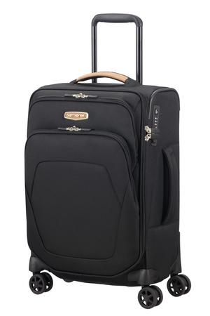 SAMSONITE Kufr Spark SNG Eco Cabin Spinner 55/20 Black, 35 x 20 x 55 (115758/L470)