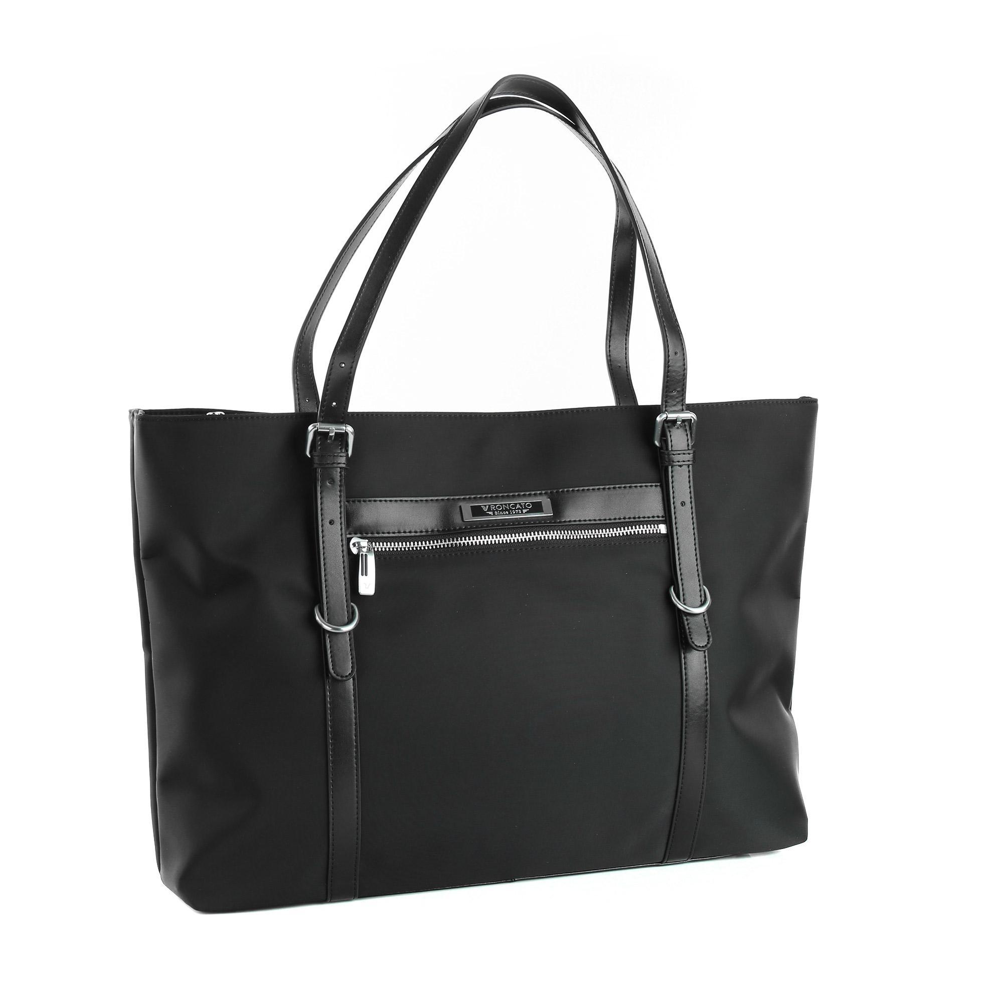 RONCATO Příruční taška na palubu E-lite Black, 47 x 11 x 31 (41520401-01)