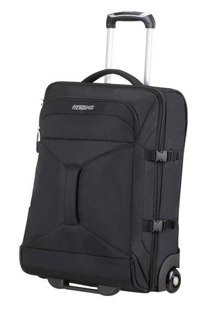 Levně AT Cestovní taška na kolečkách Duffle/Wh 80/31 Solid Black, 41 x 31 x 80 (74140/1817)