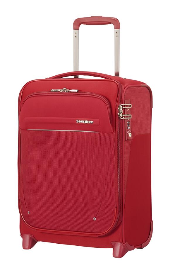 SAMSONITE Kufr pod sedadlo B-Lite Icon Upright 45/18 Cabin USB Underseater Red, 35 x 18 x 45 (122789