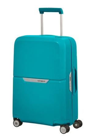 SAMSONITE Kufr Magnum Spinner 55/20 Cabin Caribbean Blue, 55 x 20 x 40 (109504/2479)