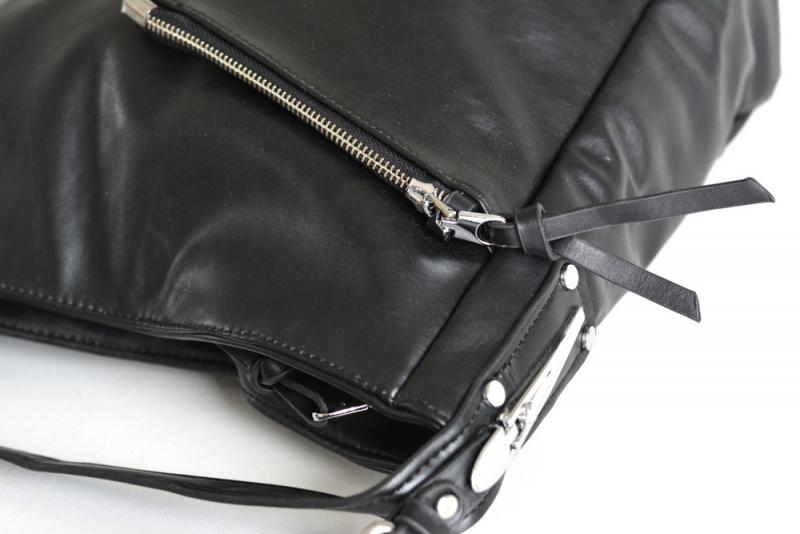 ... Bright Kabelka-kapsa A4 přes rameno měkká skládaná kapsa bílá ... 04a03aecea5