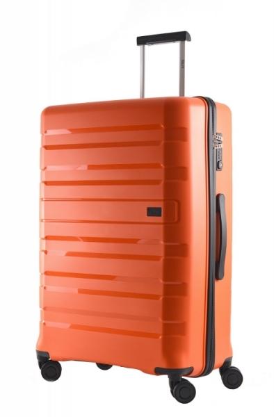 Bright Kufr Colours 75/29 Spinner L Hard TSA 4 kolečka Large Orange