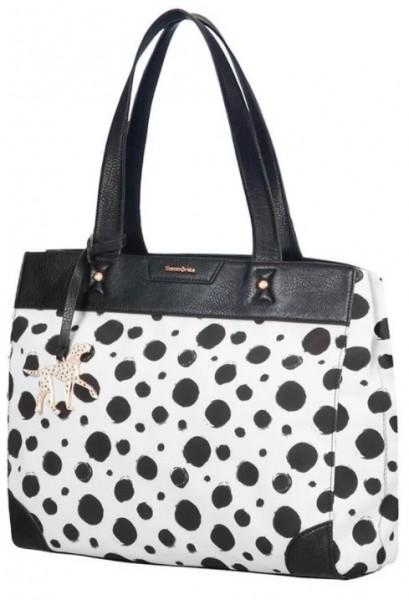 SAMSONITE Dívčí kabelka A4 Horizontal shoulder bag 101 Dalmatians
