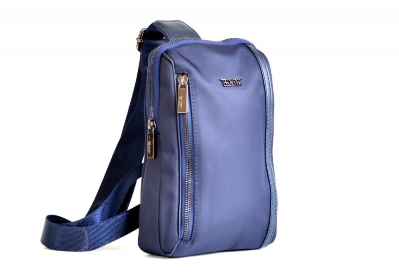 3497761952d Bright Kapsa-batůžek na záda na výšku Unisex Crossbody modrá ...
