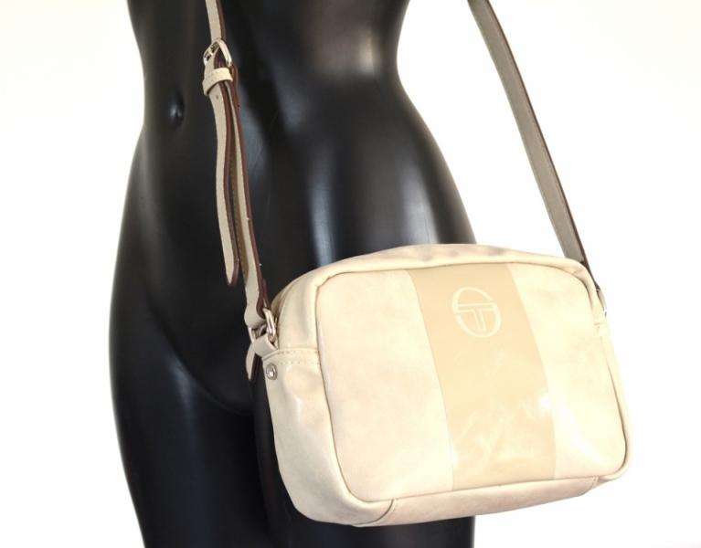 SERGIO TACCHINI Fashion kapsa broušená malá béžová - SERGIO TACCHINI ... 280b7ffa69d