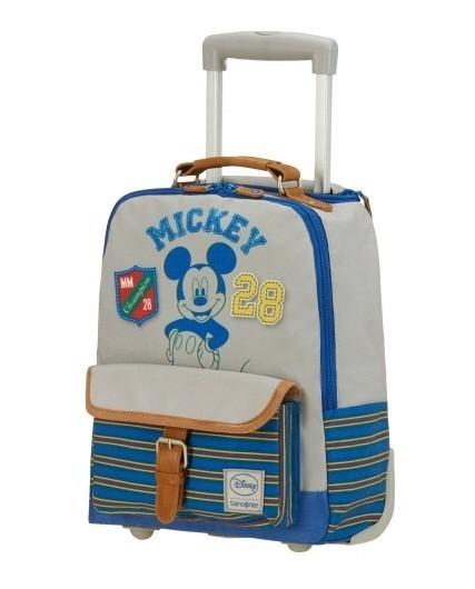 doprava zdarma SAMSONIE Batoh školní dětský na kolečkách Styles Disney  School trolley Mickey college 9c2cdd3992