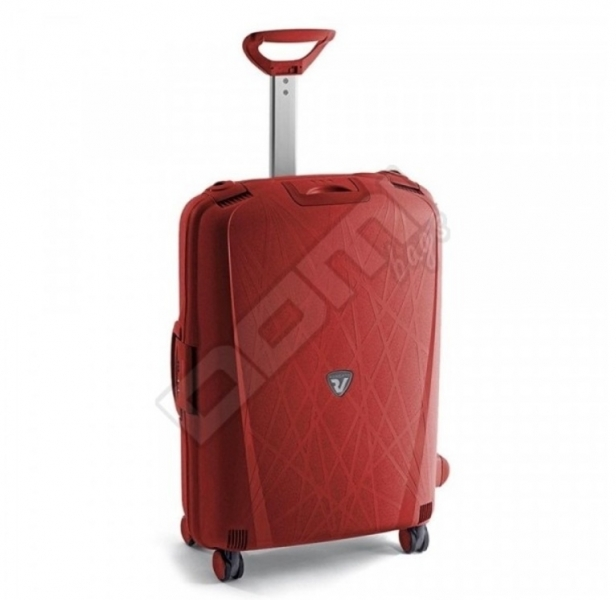 Roncato Kufr Roncato light malý 55/20 Spinner S Hard Cabin 4 kolečka Red