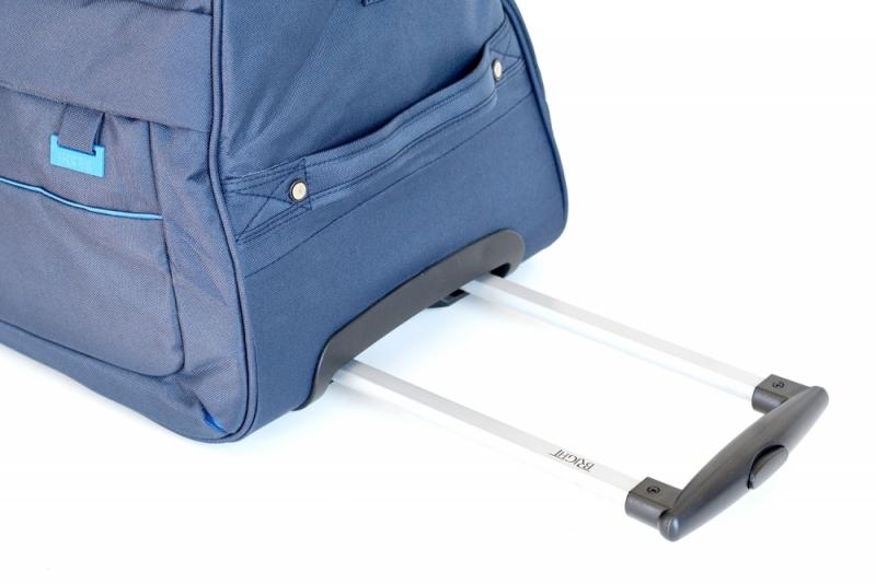 ... BRIGHT Cestovní taška na kolečkách Duffle with wheels 58 32 černá ... 0bdf8918e1
