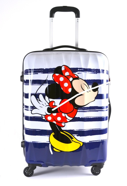 AMERICAN TOURISTER Kufr dětský Disney Spinner 65/24 Minnie kiss
