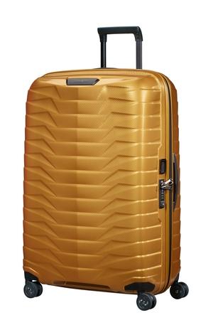 SAMSONITE Kufr Proxis Spinner 75/51 Honey Gold, 75 x 31 x 51 (126042/6856)