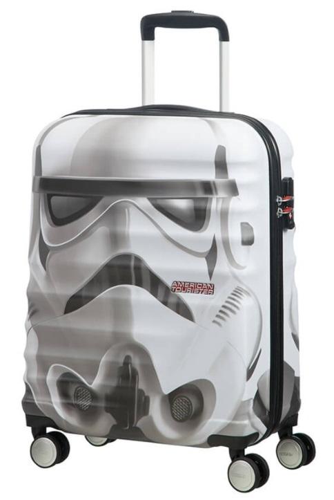 AT Kufr dětský Wavebreaker Star Wars Spinner 77/29 Stormtrooper