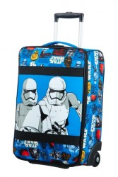 American Tourister Kufr dětský Disney New Wonder Upright 52/18 Soft na palubu Star wars saga