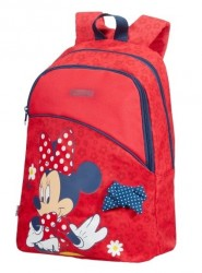 SAMSONITE Batoh dětský Disney New Wonder Backpack S+ Minnie bow