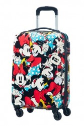 AMERICAN TOURISTER Kufr dětský Disney Legends Spinner 55/20 Alfa Twist malý Minnie comics