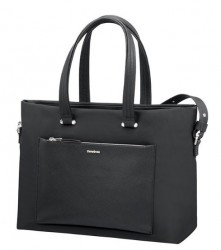 "SAMSONITE Dámská kabela na notebook 15,6"" Zalia Shopping bag A4 Black"