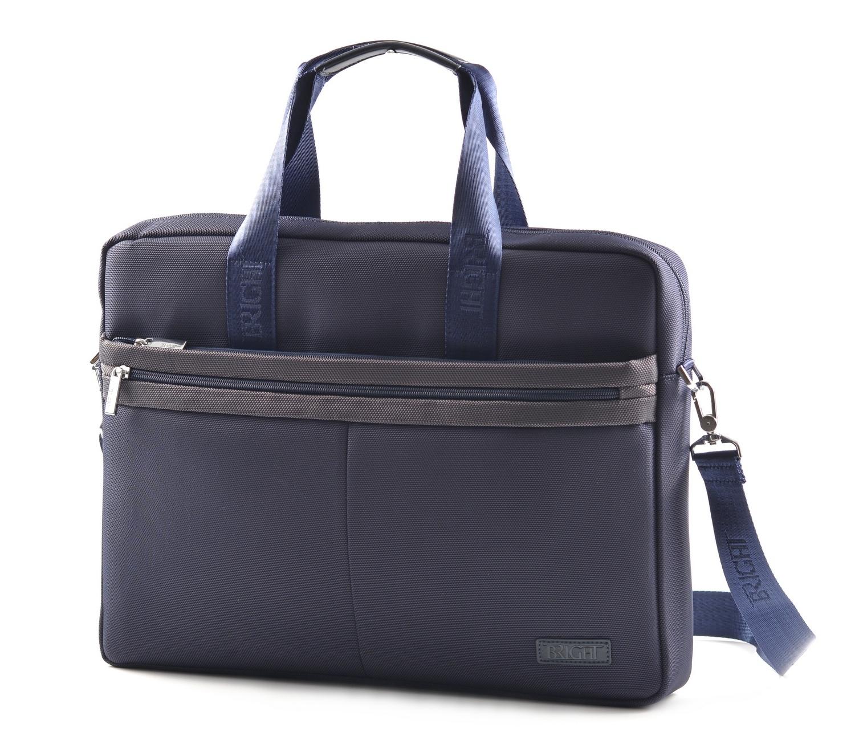"Levně BRIGHT Taška na notebook 15"" Business Tmavě modrá, 42 x 7 x 31 (BR19-BTX88352.1B-41TX)"