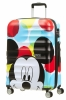 AT Dětský kufr Wavebreaker Disney Spinner 67/26 Mickey Close-Up