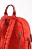 Bright Elegantní dámský batoh klasický větší A5 vybavený Backpack královsky modrý