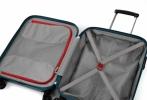 Roncato Fashion kufr Fusion velký 77/28 Spinner L Hard 4 kolečka Large Modrý