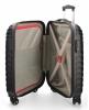 Roncato Fashion kufr Fusion malý 55/20 Spinner S Hard 4 kolečka Cabin Červený