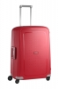 SAMSONITE Kufr S´Cure Spinner 69/25 Crimson Red