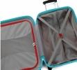 Roncato Fashion kufr Fusion velký 77/28 Spinner L Hard 4 kolečka Large Sv.modrý
