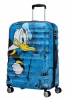 AT Dětský kufr Wavebreaker Disney Spinner 67/26 Donald Duck