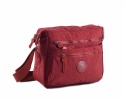 BRIGHT Crossbody kapsa A4 Bordo