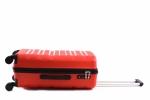 Bright Kufr Colours 75/29 Spinner L Hard TSA 4 kolečka Large Red