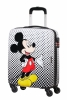 AT Kufr dětský Legends Disney Spinner 55/20 Cabin Mickey Mouse Polka Dot