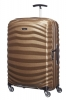 SAMSONITE Kufr Lite-shock Spinner 69/25 Sand