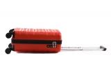 Bright Kufr Colours 55/21 Spinner S Hard TSA 4 kolečka Cabin Red