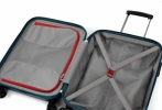 Roncato Fashion kufr Fusion střední 65/26 Spinner M Hard 4 kolečka Middle Modrý
