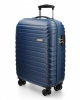 Roncato Fashion kufr Fusion malý 55/20 Spinner S Hard 4 kolečka Cabin Modrá